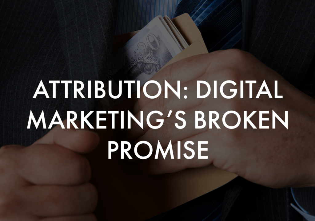 Current attribution solutions 'verging on useless', say digital marketers – survey