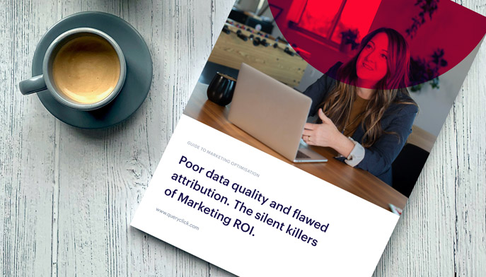 Poor data quality and flawed attribution. The silent killers of Marketing ROI.
