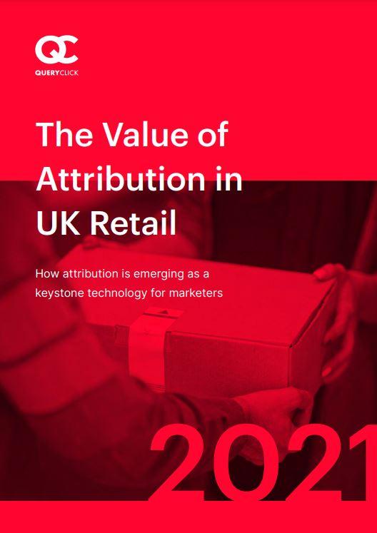 Retail attribution survey cover