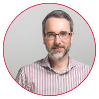 QueryClick CEO, Chris Liversidge