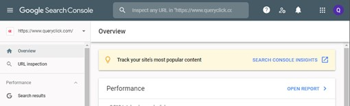 Google Search Console's inspect URL feature which can be used for new pages
